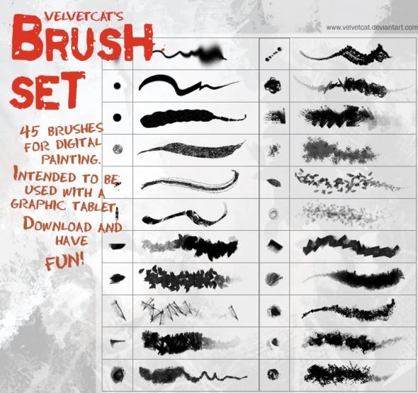 346-velvetcat-s-brush-set
