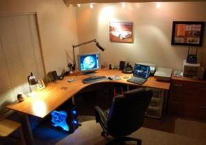 3 workstation