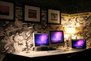 6 workstation