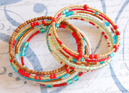 9 Bangle Design