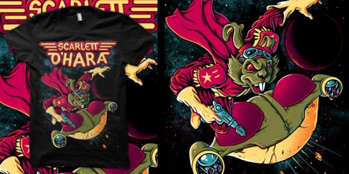 14 T-Shirt design