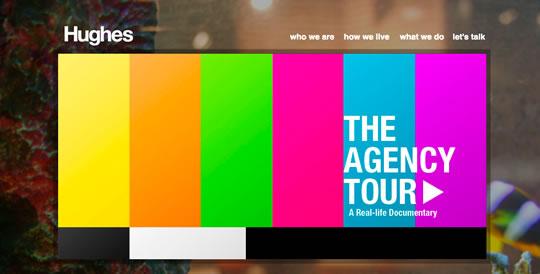 3 Colorful Webdesign
