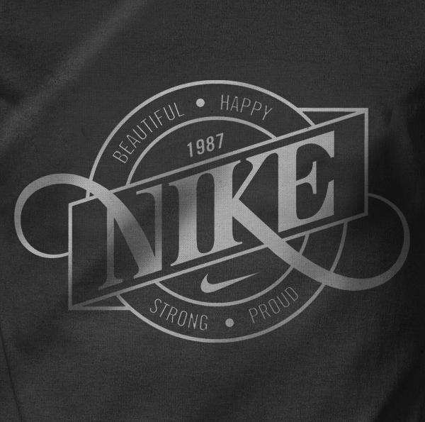 Nike calligraphy print t shirts entertainmentmesh