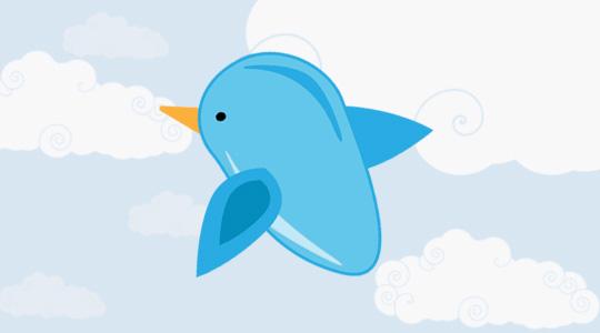 40 Twitter Icon Set