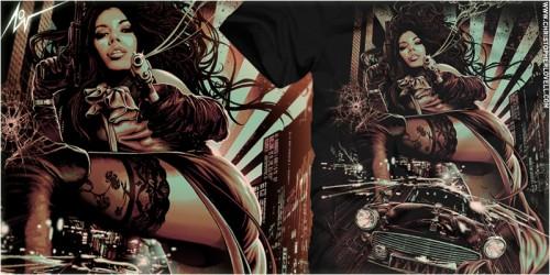 6 T-Shirt design