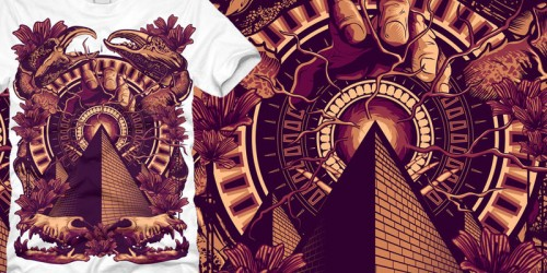 8 T-Shirt design