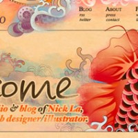 Colorful Webdesign