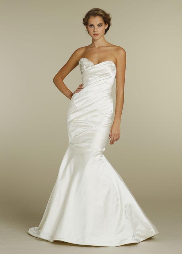 Oleg Cini Strapless Wedding Dresses Gallery