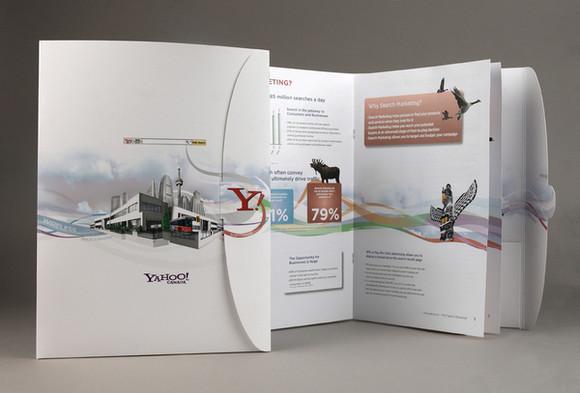 1 Brochure Design