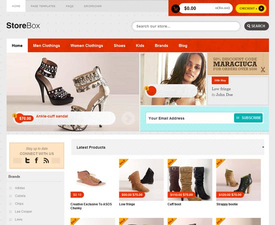 1 eCommerce Website