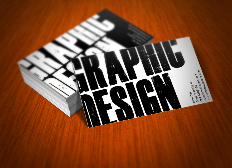 33 creative business card design EntertainmentMesh