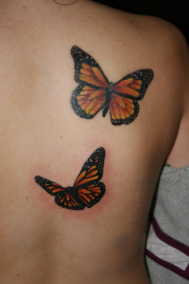 50 butterfly tattoo entertainmentmesh