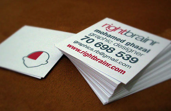 61 exles of most creative business card design