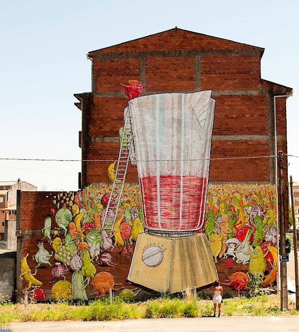 1 creative street art