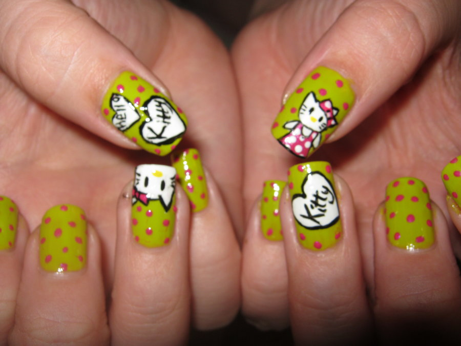 Nail Art Videos Designs 2014 Ideas Images Tutorial Step By Flowers Pics Photos Wallpapers