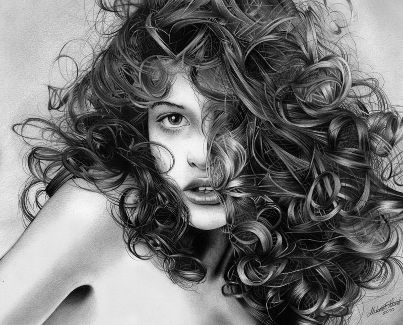 40 Excellent Examples of Pencil Drawing | EntertainmentMesh
