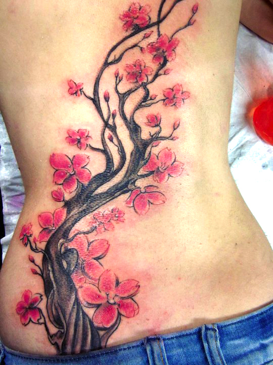 Cherry Blossom Tattoo: 25 Perfect Tattoo Pictures To Take Inspiration Before