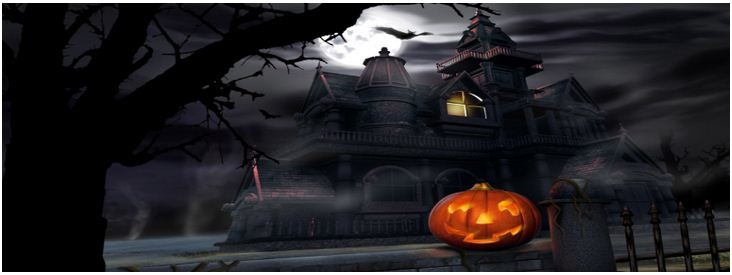 halloween scream facebook cover - Halloween Cover Pictures