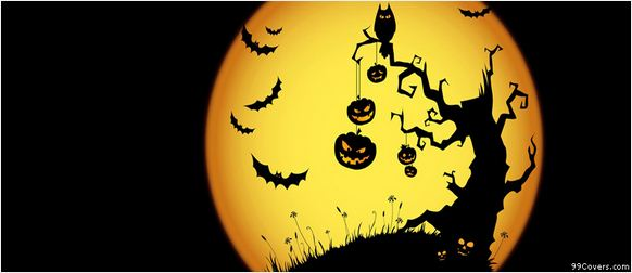 30 halloween facebook cover