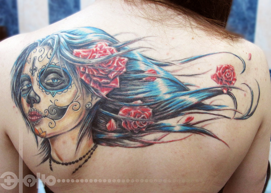 day_of_the_dead_tattoo_by_13tatu-d3drdyz