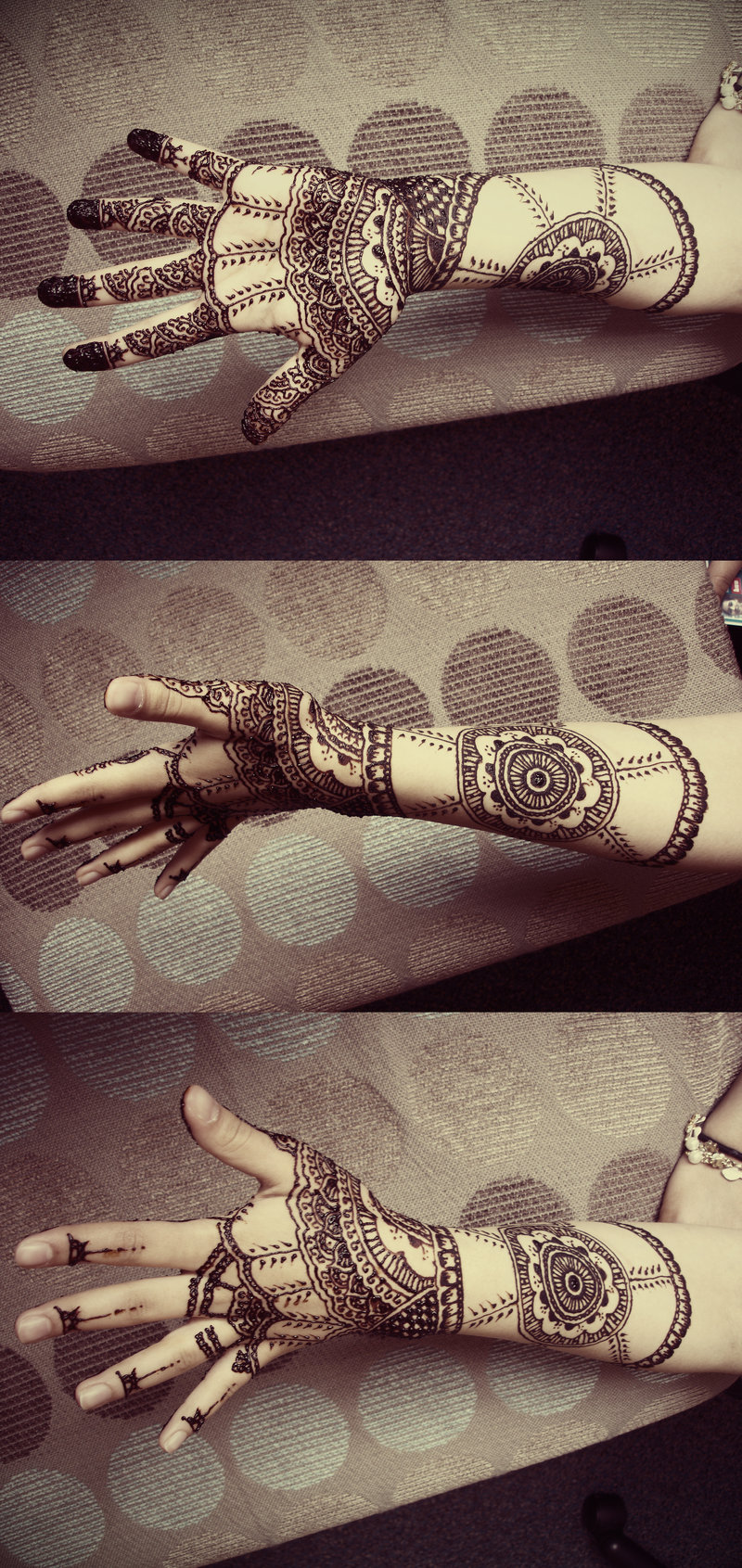 Henna Full Arm Designs Full Arm Mehndi Design