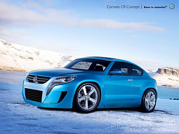 VW Corrado CR Concept