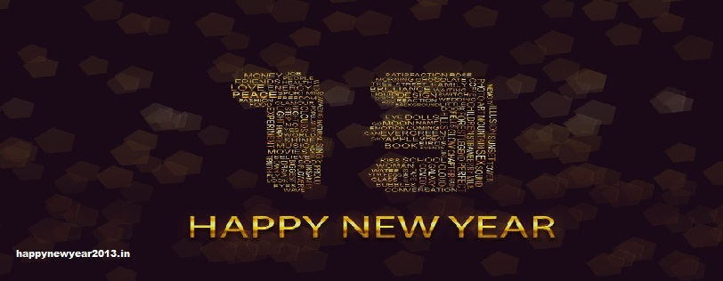 19 Happy New Year 2013 Facebook Cover