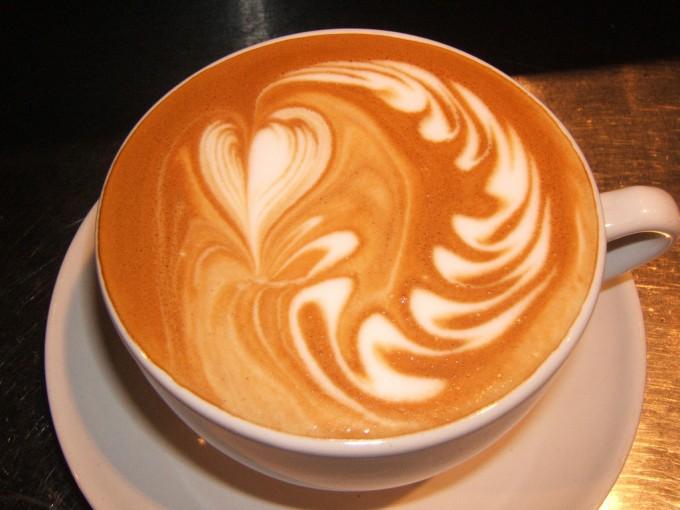 Swirl & a heart