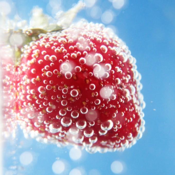 Bokeh Berry