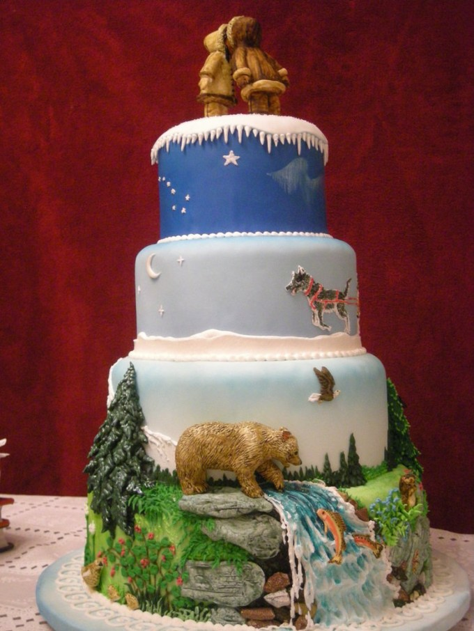 55 Most Unique And Delicious Cake Designs That Will Burn
