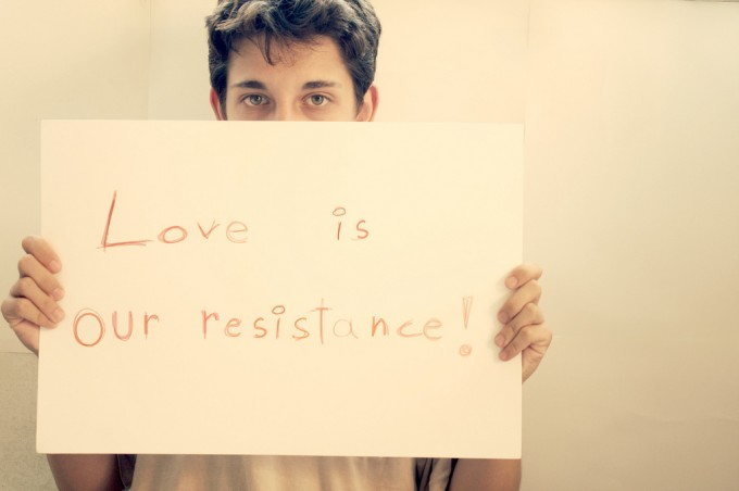 Love is Our Resistance!