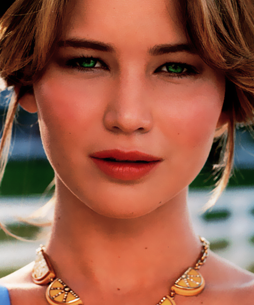 Innocent Eyes Jennifer Lawrence
