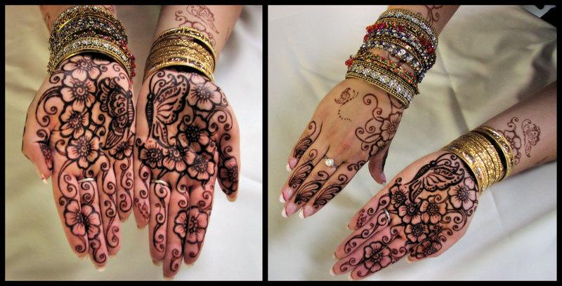 Traditional Henna Tattoo Designs: Traditional Henna Tattoo