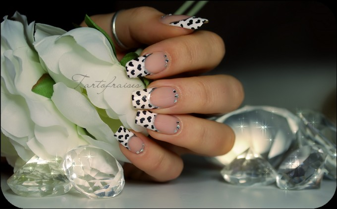 Cute Valentine's Day Nail Art