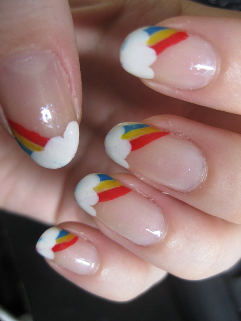 rainbow_nail_art_by_zomijas-d555u6i
