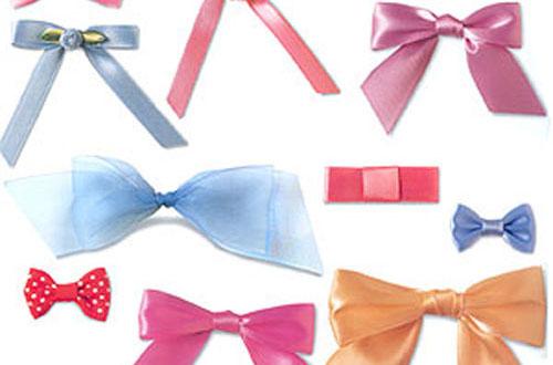 30+ Cool Sets of Free Photoshop Ribbon Brushes