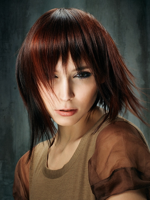 30 Charming Hair Color Ideas For Brunettes  EntertainmentMesh