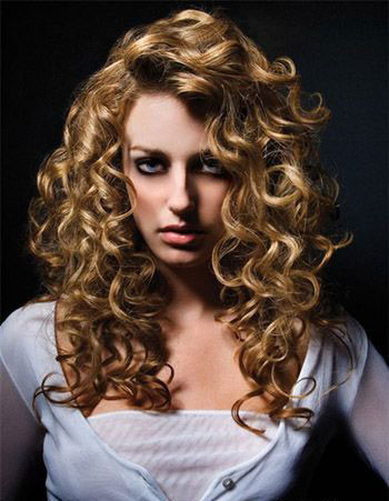 Curly Trendy Hair