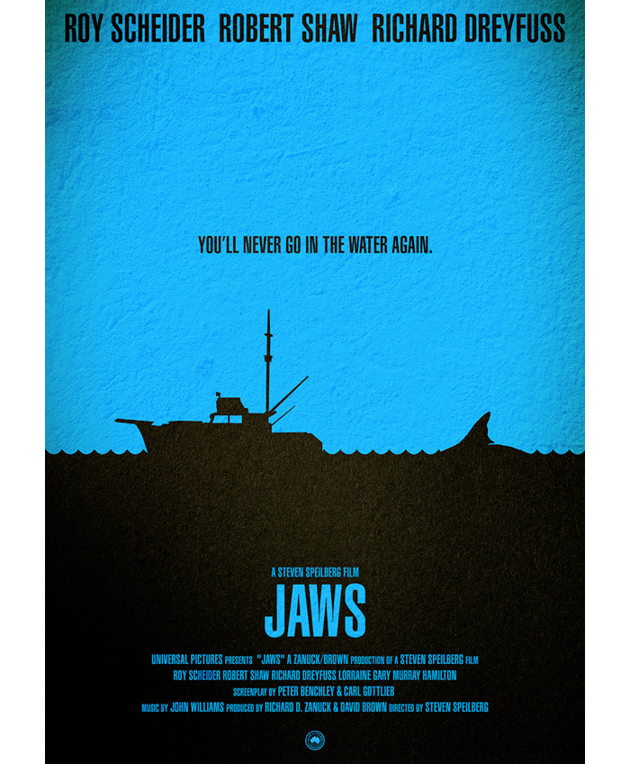 40 Extraordinary Alternative Movie Posters