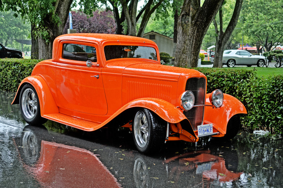 "'32 Ford ""Rainmaker"" HDR"