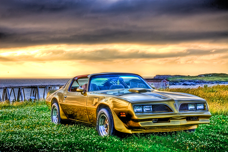 78 Trans Am - 400 Sm Block HDR