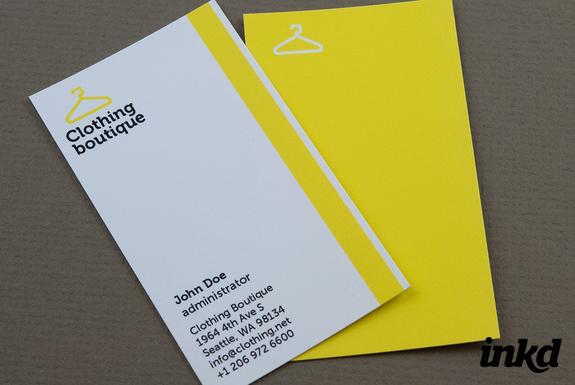 30 Most Stylish Fashion Business Card Designs