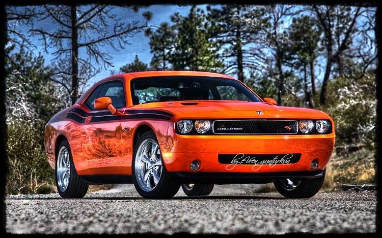 Dodge Challenger HDR