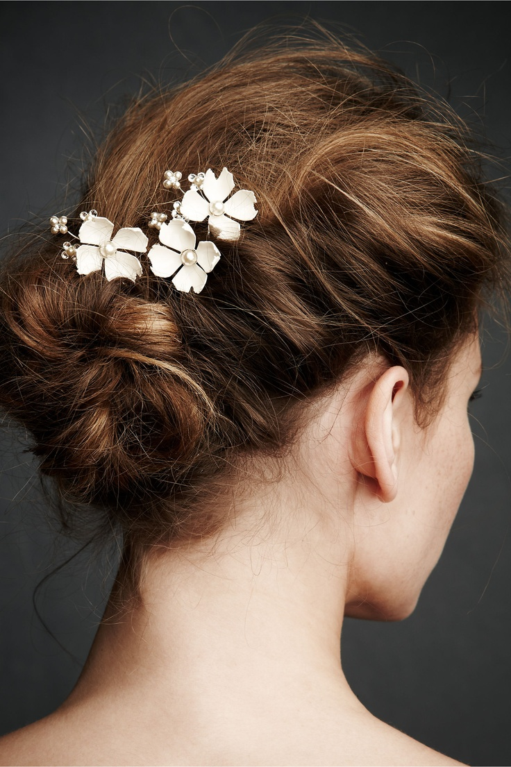 Bridal Updo Flower : Gorgeous wedding updo hairstyle ideas entertainmentmesh