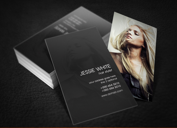 30 Most Stylish Fashion Business Card Designs | EntertainmentMesh