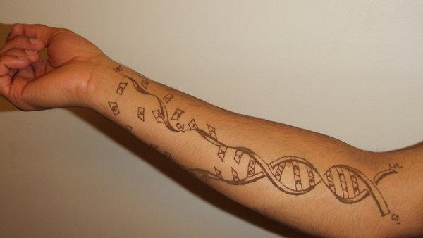 Henna 10 DNA