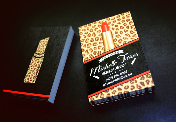 30 Most Stylish Fashion Business Card Designs | EntertainmentMesh