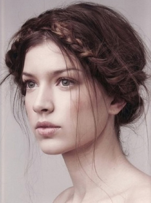 Pleasing 40 Gorgeous Wedding Updo Hairstyle Ideas Entertainmentmesh Hairstyle Inspiration Daily Dogsangcom