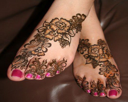 Lovely Henna(Mehndi) Design Ideas for Eid-Ul-Fitr 2013 ...