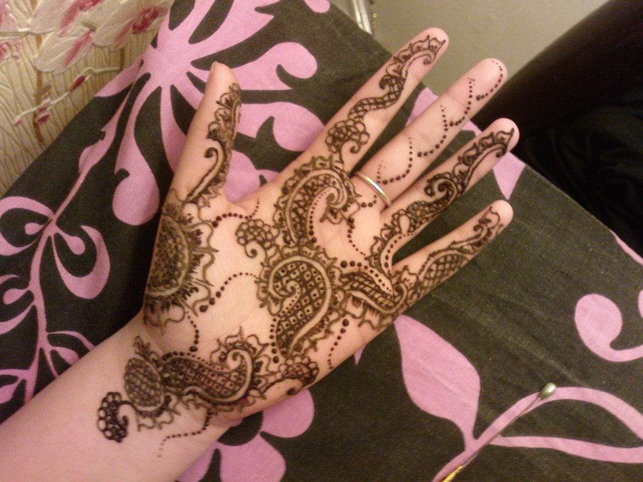 Eid-ul-Fit Henna